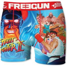 Boxer Infantil Street Fighter Freegun