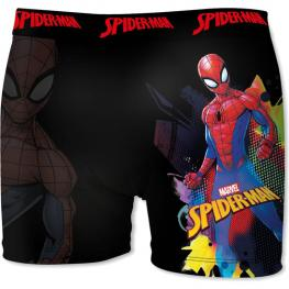 Boxer Spiderman - Unitario - Microfibra