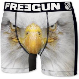 Boxer Unitario Animal Print Freegun