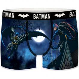 Boxer Unitario Batman, de Dc Comics - Microfibra