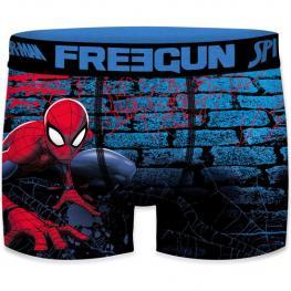 Boxer Unitario Infantil  Spiderman Freegun