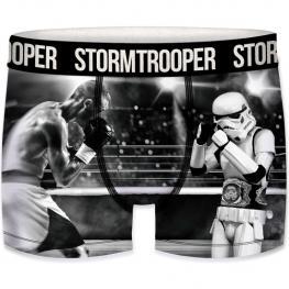 Boxer Unitario Infantil Stormtrooper Freegun