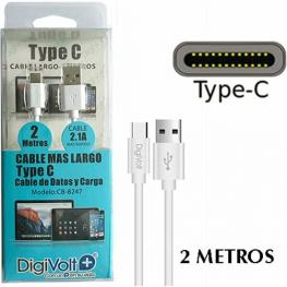 Cable Usb Tipo C Para Moviles