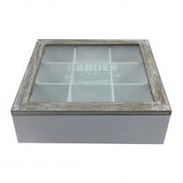 Caja 24Cm de Madera