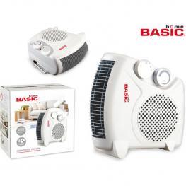 Calefactor Aire 1000/2000W 2 Posiciones Basic Home