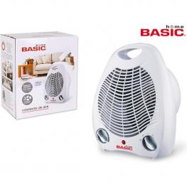 Calefactor Aire 1000/2000W Basic Home