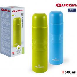 Termo Inox 500Ml Easy Grip Quttin