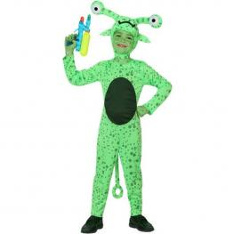 Disfraz de Extraterrestre, Niño T. 1