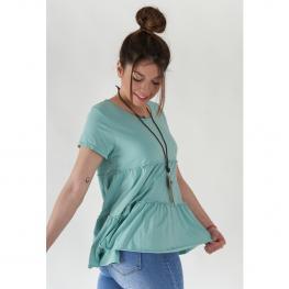 Camiseta Karm - Verde