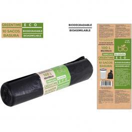 Sacos Basura 85X105 G110-100 L .Biodegradables