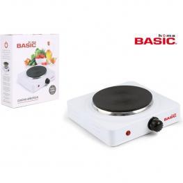 Cocina Electrica 1 Placa 1000W Basic Home
