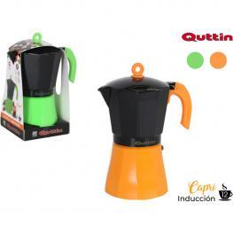 Cafetera 12 Servicios Inducción Capri Quttin