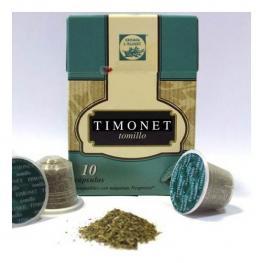 Cápsulas Timonet Compatibles Nespresso 10 Unidades