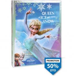 Carpeta 4 Anillas Folios A4, Disney -Frozen-