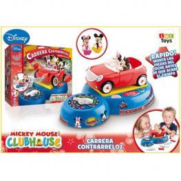 Carrera Contrareloj Mickey