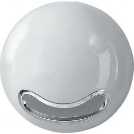 Dispensador de Papel Higiénico - Barra 18,5X18,5X16,5, Abs, Blanco