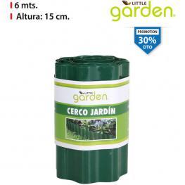Cerco Jardín 6X0,15M Little Garden
