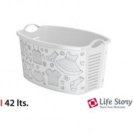 Cesta Colada 42L Clothes Lifestory
