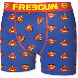 Boxer Unitario Superman Freegun