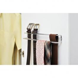 Colgador de Corbatas y Cinturones Para Armario