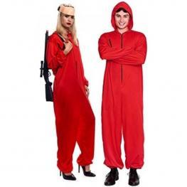 Disfraz Adulto Atracador - Casa de Palel