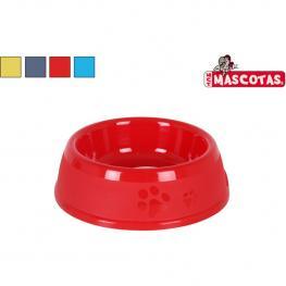 Comedero Redondo Pequeño 16X5Cm Pet - Colores Surtidos