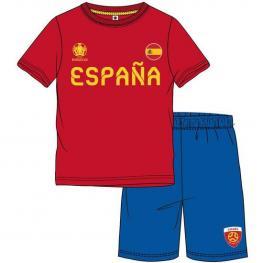 Conjunto 2 Piezas Eurocup España - Rojo