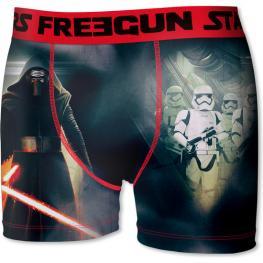Boxer Unitario Infantil Star Wars Freegun