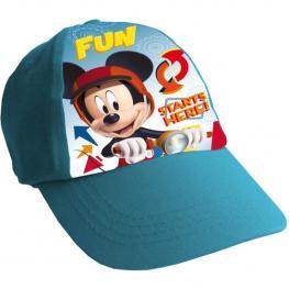 Gorra Impresión Frontal Mickey