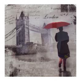 Cuadro de Tela London Bridge