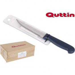 Cuchillo Bistec 12Cm Con Funda Puntos