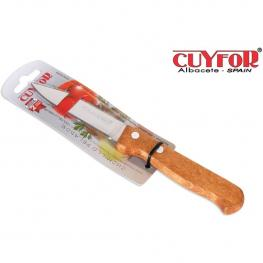 Cuchillo Pelaverduras 18,5Cm Cuyfor Natura