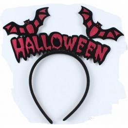 Diadema Halloween Murcielago