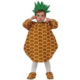 Disfraz de Piña Bebe Talla 6-12 Meses