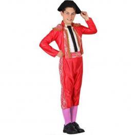 Disfraz de Torero, Niño T. 1
