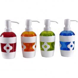 Dosificador Flor - 6 Colores Surtidos