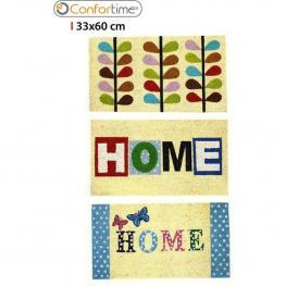 Felpudo Cocogoma 33X60Cm Home Confortime - Diseños Surtidos