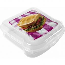 Fiambrera Sandwich - Colores Surtidos
