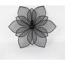 Figura Flor 30Cm - Hierro