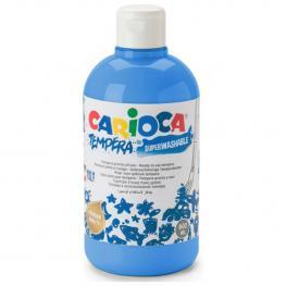 Tempera - Botella 500 Ml - Azul Cyan