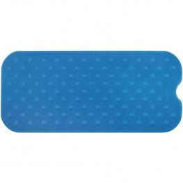 Spirella Circola Alfombrilla de Ducha 90X40 Goma Azul