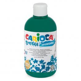 Tempera - Botella 500 Ml - Esmeralda