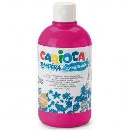 Tempera - Botella 500 Ml - Fucsia