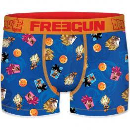 Boxer Unitario Infantil Bola de Dragón Freegun