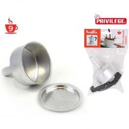 Filtro Para Cafetera Italiana Privilege Aluminio