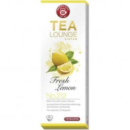 Fresh Lemon, Infusión Teekanne 8 Cápsulas