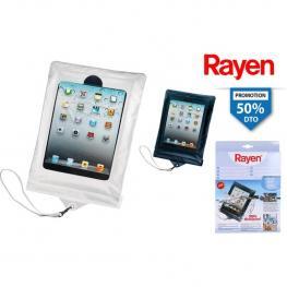 Funda Tablet Sumergible Transparente 20X25Cm Rayen - Surtidos