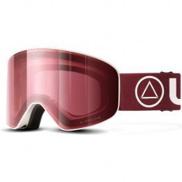 Gafas de Esquí Avalanche Blanco / Cereza