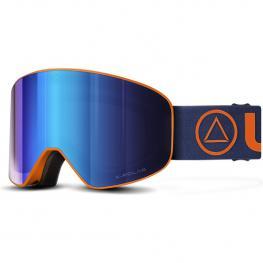 Gafas de Esquí Avalanche Naranja / Azul