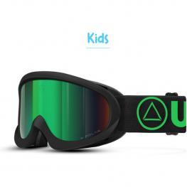 Gafas de Esquí Storm Negro / Verde - Para Niños